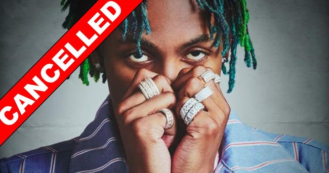 RICH THE KID - CANCELLED