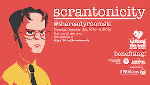 Scrantonicity at The Ready Room