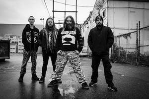 Soulfly + Toxic Holocaust + X Method + Madzilla
