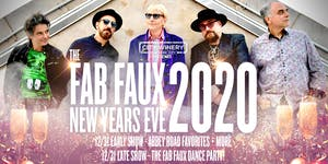 City Winery Presents: The Fab Faux: New Year's Eve Dance Party