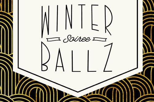 Winterballz: Monarch, The Pawn Shop and Great Northern Holiday Party!