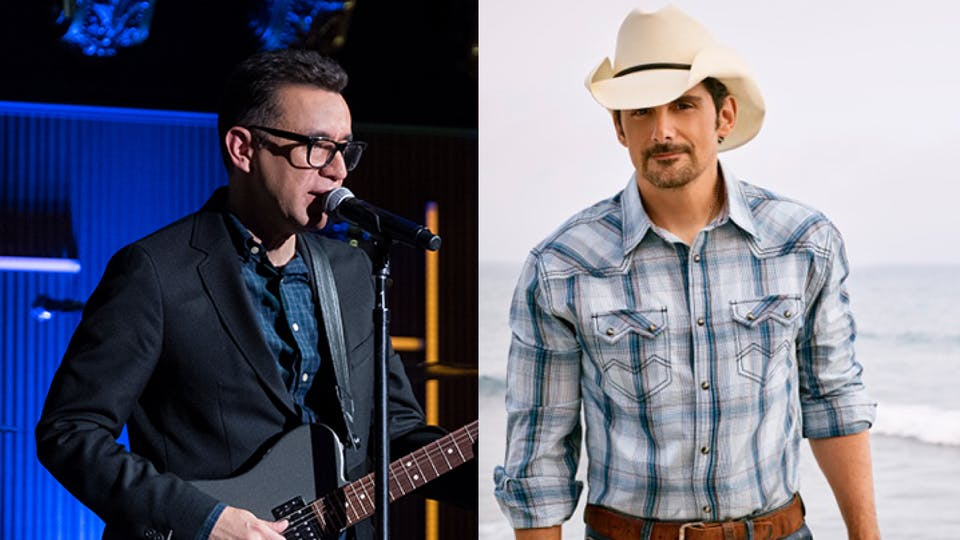 Fred Armisen & Brad Paisley: Comedy for Guitar Players