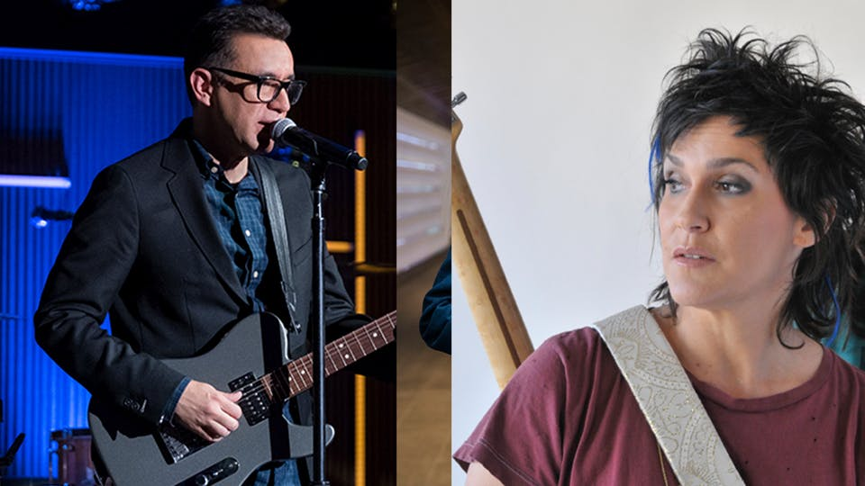 Fred Armisen & Wendy Melvoin: Comedy for Guitar Players