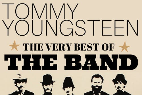 Tommy Youngsteen: The Very Best of The Band