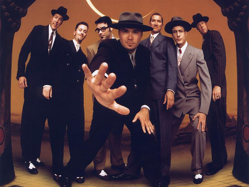 Big Bad VooDoo Daddy (Second Show Added By Popular Demand!)