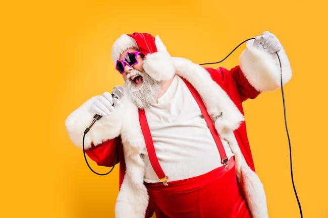 Moxi Christmas Karaoke Night