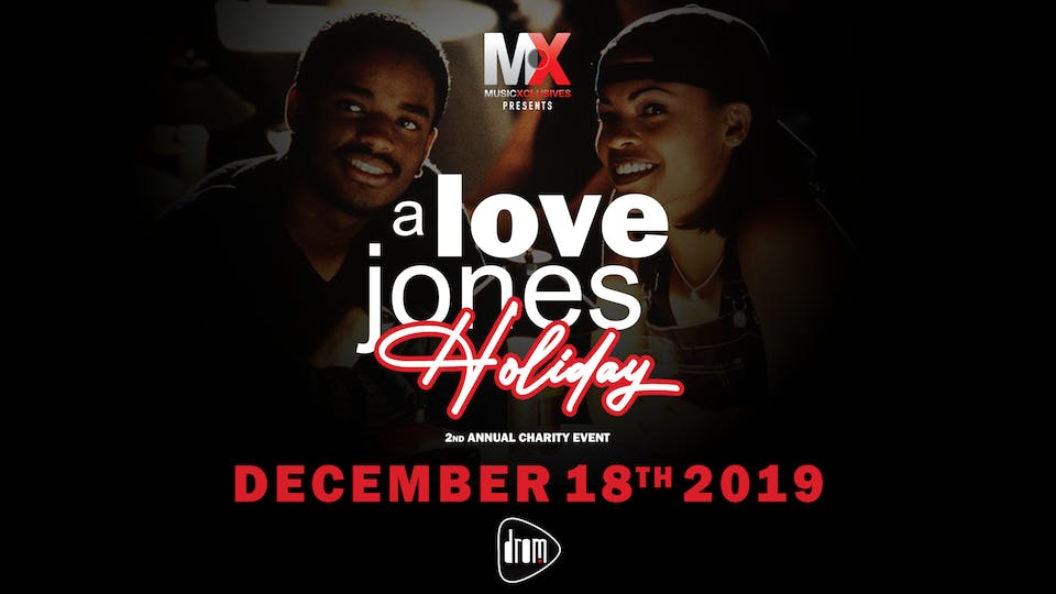 A Love Jones Holiday