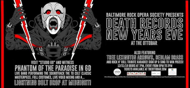 Death Records New Years Eve