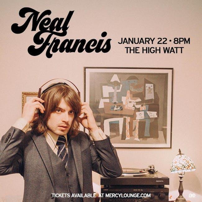 Neal Francis w/ Meth Dad
