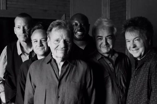 Delbert McClinton with Monte Montgomery & The Nace Brothers
