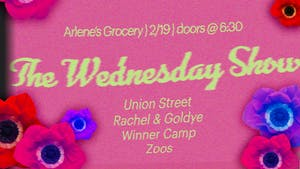 ZOOS, Winner Camp, Rachel Yohe and Goldye Horan, Annie Nirschel w/Union St.