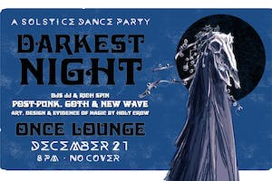 Darkest Night Dance Party