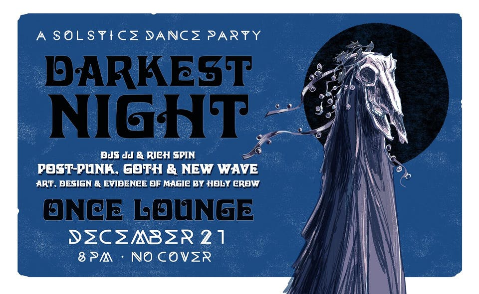 Darkest Night Dance Party