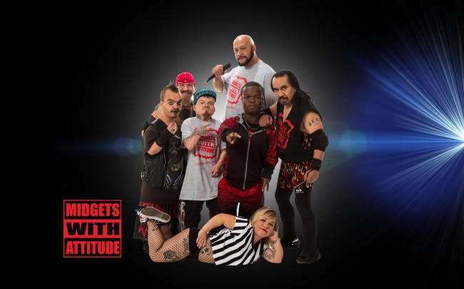 CANCELED - Midgets with Attitude - Midget Wrestling Entertainment!
