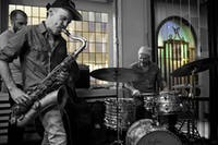 Chris Speed Trio featuring Dave King
