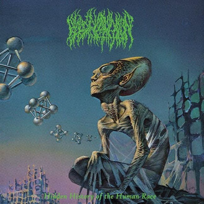 Blood Incantation, Dysrhythmia, Artificial Brain