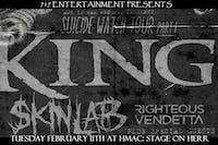 KING 810 w/ Skinlab
