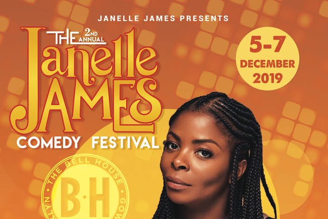 Janelle James Fest: A Black Ass Show with Open Mike Eagle and Baron Vaughn
