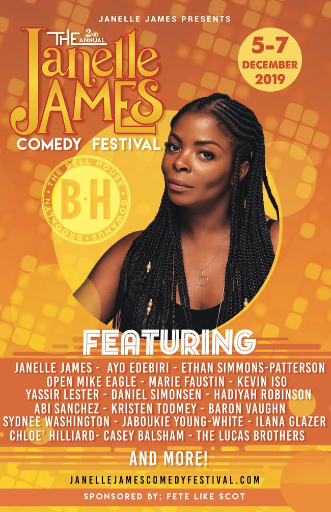 Janelle James Fest: Comedians Who Flewed Out