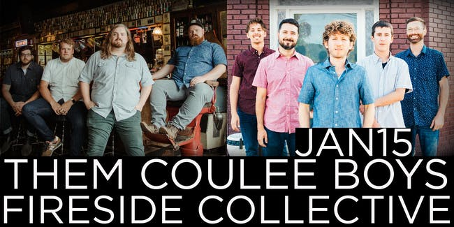 Them Coulee Boys & Fireside Collective