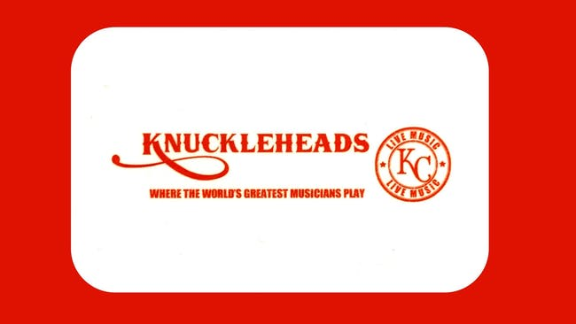Physical Knuckleheads Gift Card