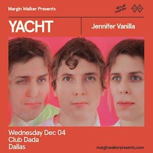 YACHT • Jennifer Vanilla