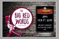 The Big Red Words