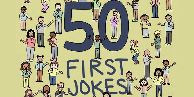 14th Annual 50 First Jokes NYC