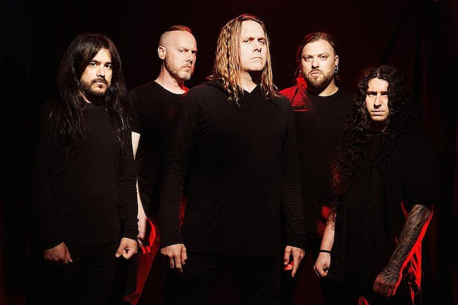 Cattle Decapitation at El Corazon