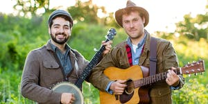 Patchwork Series: The Okee Dokee Brothers (11am)