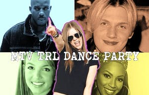 TRL Dance Party (late '90s to mid '00s hits)