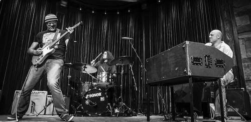 Koch Marshall Trio, Nick Black, Holiday State