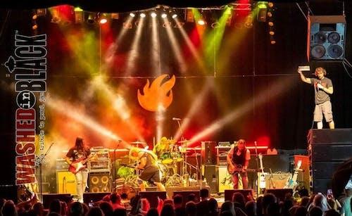 WASHED IN BLACK (Pearl Jam) + STARGAZER  (Mother Love Bone)