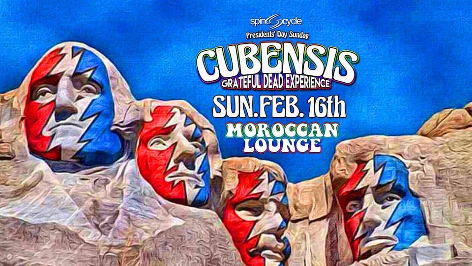 Cubensis- Grateful Dead Music Experience