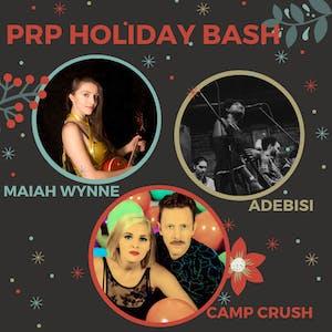 Portland Radio Project's Holiday Bash!