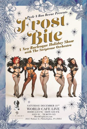 Peek-A-Boo Revue Holiday Show