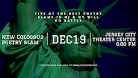 New Colossus Poetry Slam