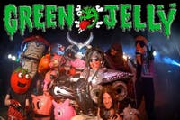 Green Jellö at The Funhouse