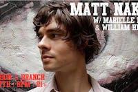 Matt Nakao w/ Marielle Kraft & William Hinson