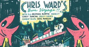 Chris Ward's Bon Voyage from Johnny Brendas