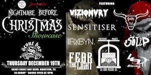 Nightmare Before Christmas Showcase