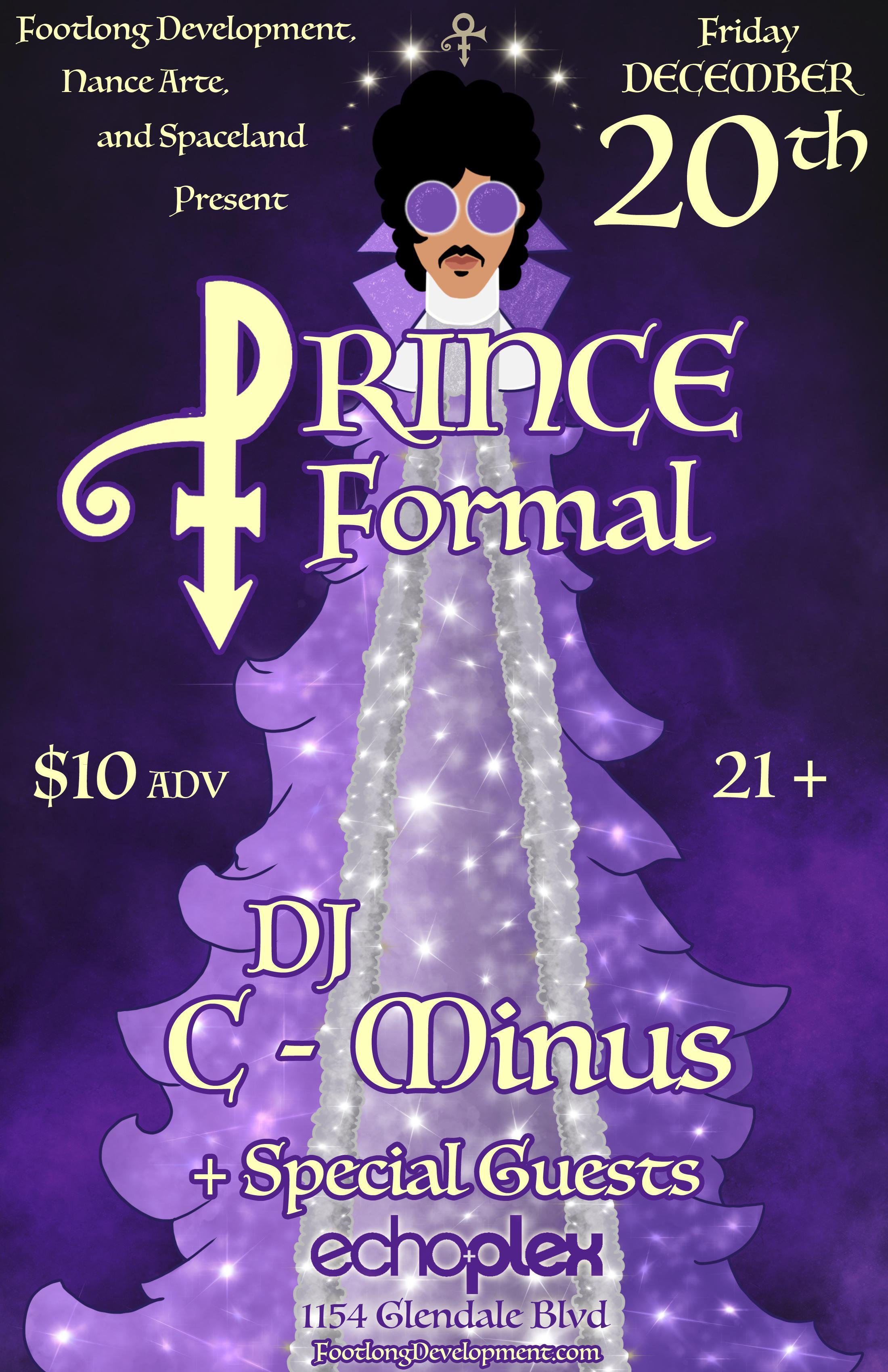 Prince Formal
