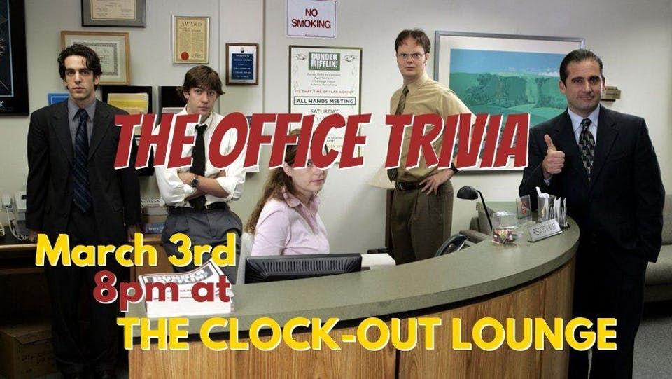 The Office Trivia (S.1 - S.7)