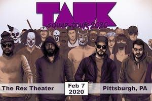 TAUK: Squad Tour 2020 with Optimus Riff