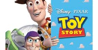 Toy Story Double Feature! Toy Story (2pm) - Toy Story 2 (3:45pm)