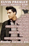 ELVIS PRESLEY ANNUAL BIRTHDAY BASH!