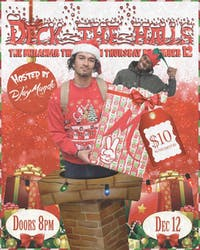 Deck The Halls Hosted By Djay Mando
