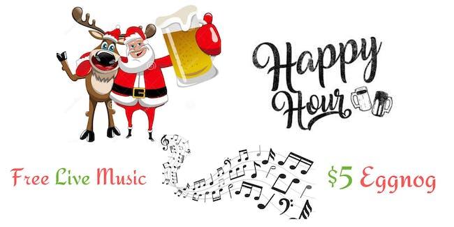 Holiday Happy Hour w/ Kris Kostoff Trio