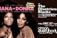 Diana vs Donna *Happy Birthday Donna!*