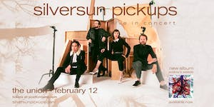 SILVERSUN PICKUPS - WIDOW'S WEEDS OUT NOW